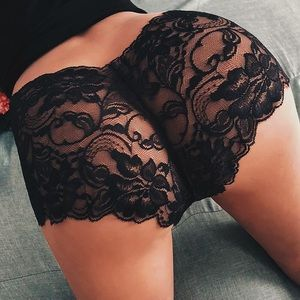 Two lace panties